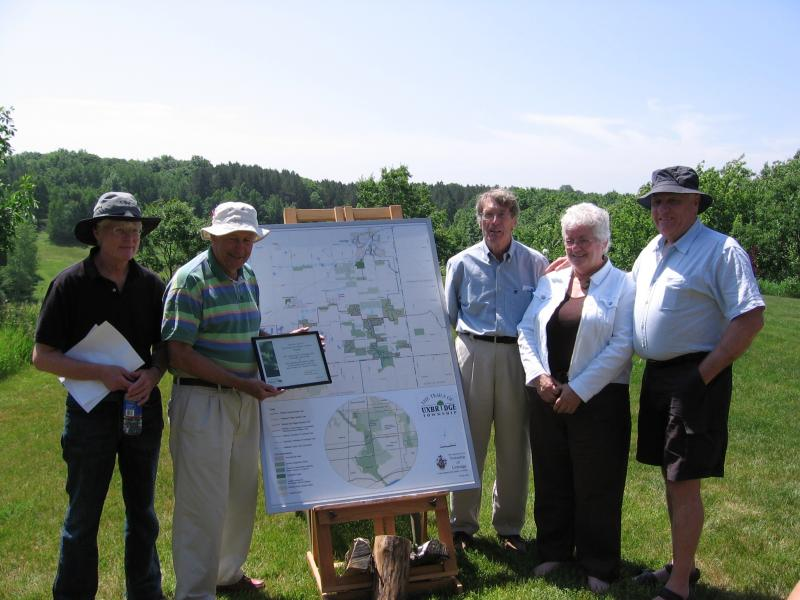 On Thursday, June 14, 2007, Ontario Nature hosted a tour of ...
