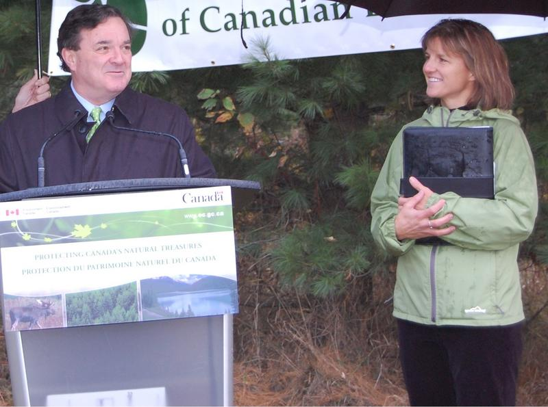 Finance Minister Jim Flaherty, and American Friends of Canad...